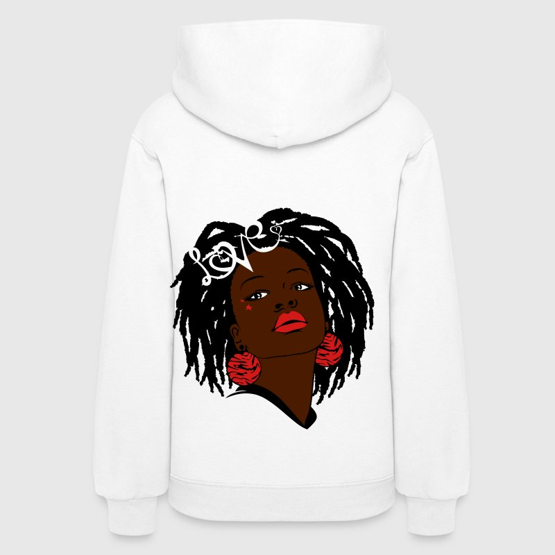 SunShine's Locks of Love Hoodies - Women's Hoodie
