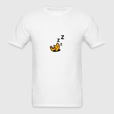 sleepy-mon Buttons - Men's T-Shirt