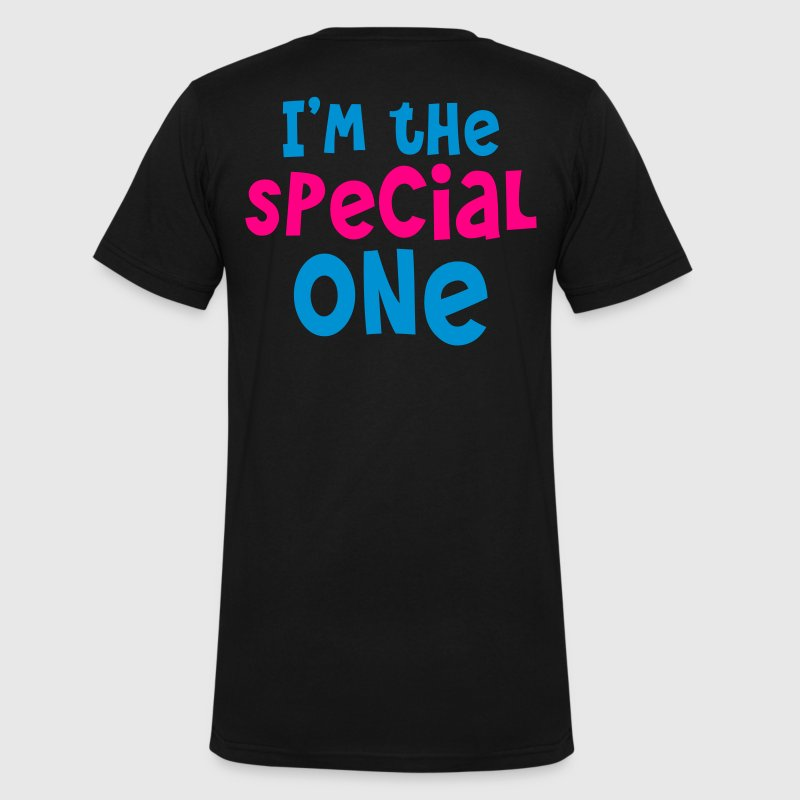 I'm the special one T-Shirts - Men's V-Neck T-Shirt by Canvas