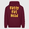 Fatty Fat Head Hoodies - Men's Hoodie