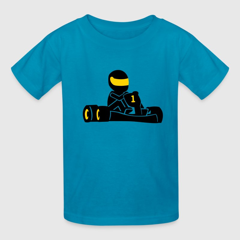 Kart racing Kids' Shirts - Kids' T-Shirt