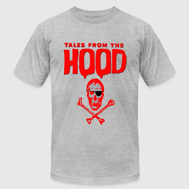 Tales from the Hood T-Shirts - Men's T-Shirt by American Apparel