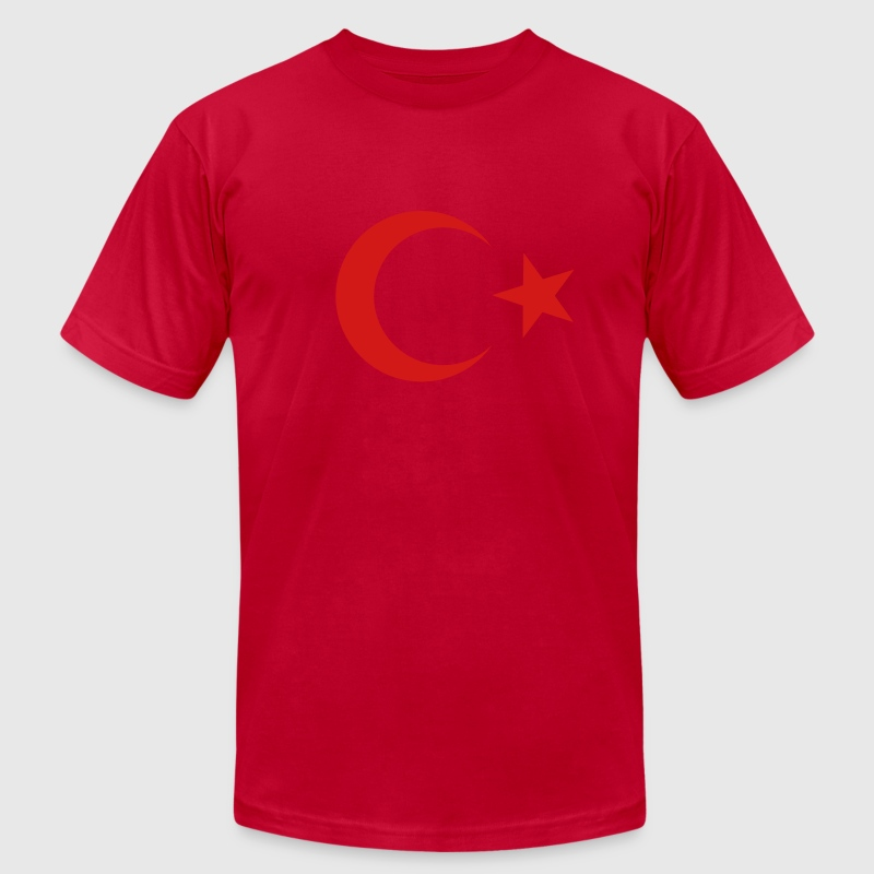 Islam T-Shirts - Men's T-Shirt by American Apparel