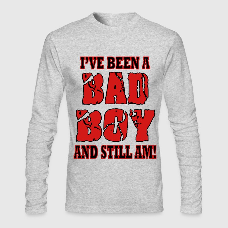 Bad Boy - Men's Long Sleeve T-Shirt by Next Level