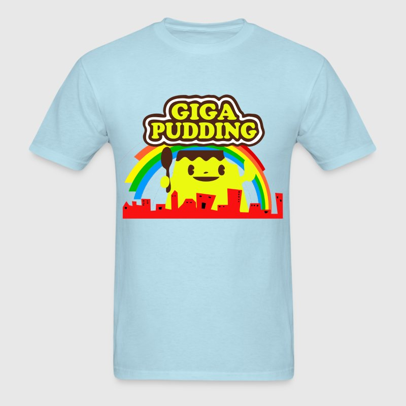 giga pudding shirt - Men's T-Shirt