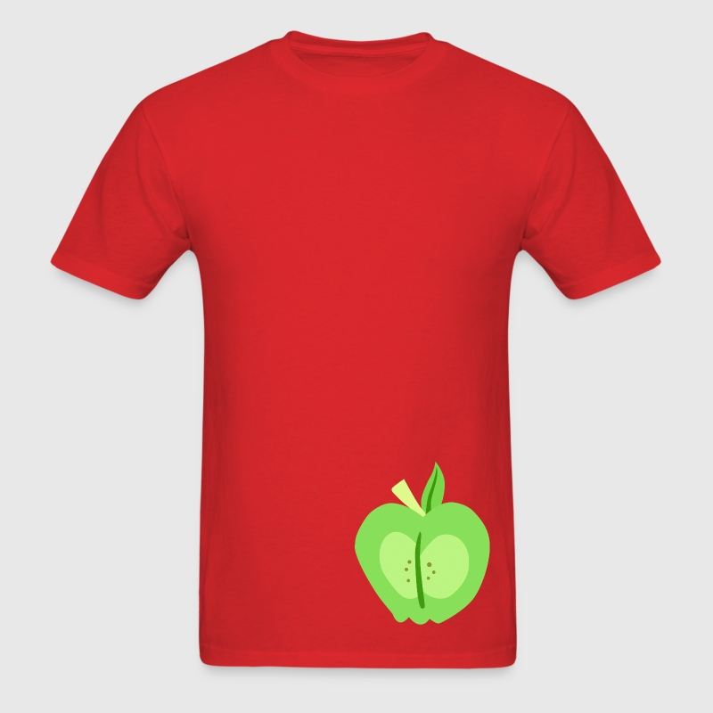 Big Macintosh Cutie Mark - Men's T-Shirt