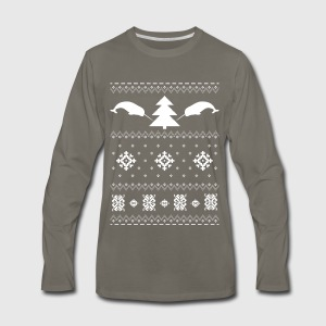 Narwhal Christmas Sweater Sweatshirt | Spreadshirt