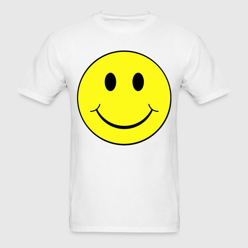 smiley face t shirt spreadshirt. Black Bedroom Furniture Sets. Home Design Ideas