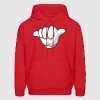Jets and TGOD Taylor Gang Mickey Hands Hoodies - Men's Hoodie