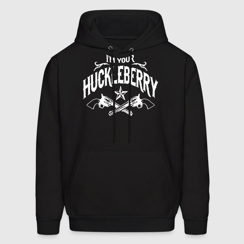 I'm Your Huckleberry - Men's Hoodie