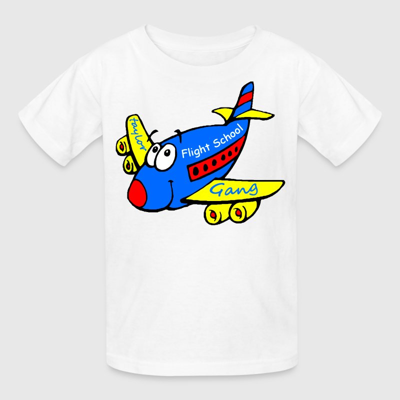 Taylor Gang Flight School - stayflyclothing.com  - Kids' T-Shirt