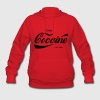 enjoy cocaine Hoodies - Women's Hoodie