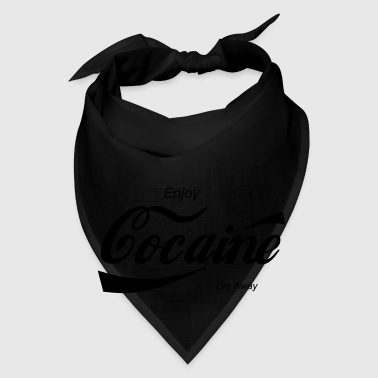 enjoy cocaine Bags  - Bandana
