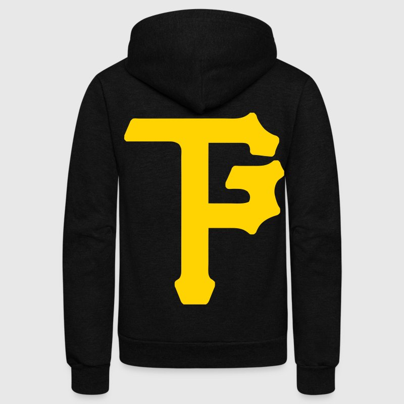 Taylor Gang Pittsburgh Logo Zip Hoodies/Jackets - stayflyclothing.com - Unisex Fleece Zip Hoodie