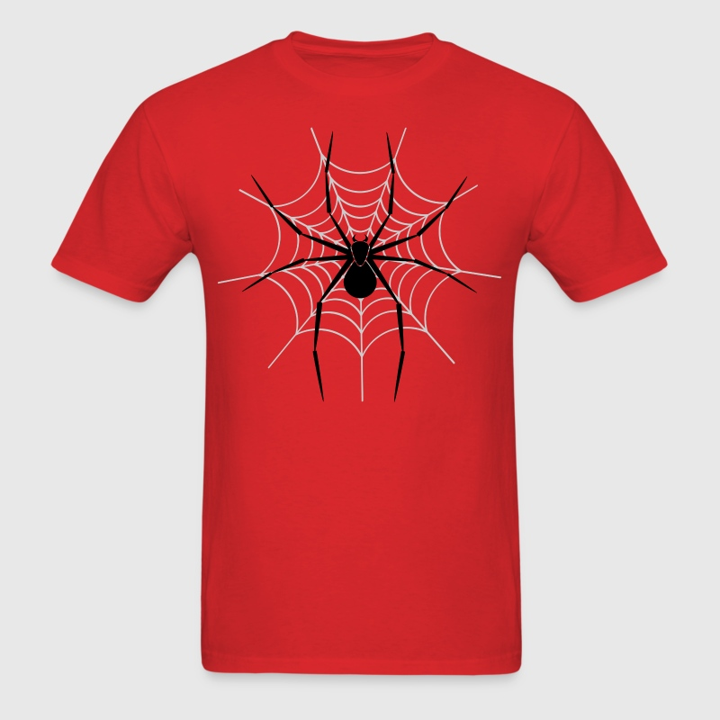 Spiderweb HD Design T-Shirts - Men's T-Shirt