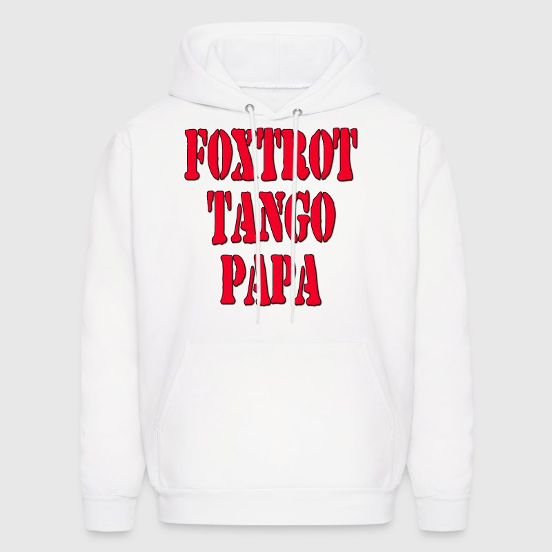FTP Foxtrot Tango Papa / Fuck The Police Hoodies - Men's Hoodie