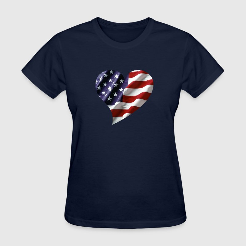 American Love - Women's T-Shirt