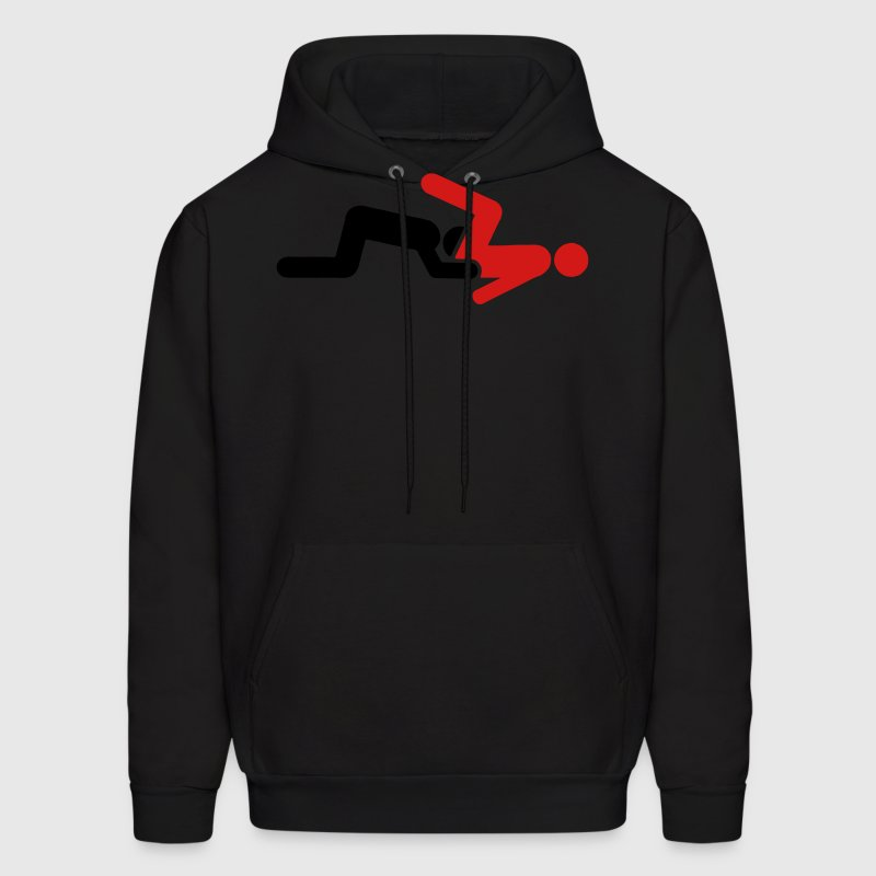 Eating Boy Pussy Hoodies - Men's Hoodie