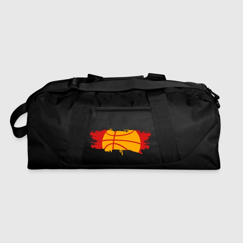graffiti Basketball Bags  - Duffel Bag