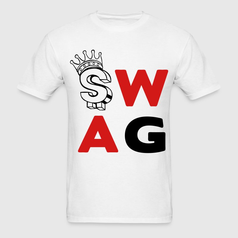 SWAG KING T-Shirts - Men's T-Shirt