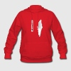 Graphic Designer (fake erase) Hoodies - Women's Hoodie