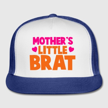 MOTHER's LITTLE BRAT Buttons - Trucker Cap