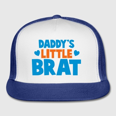 DADDY's LITTLE BRAT Buttons - Trucker Cap
