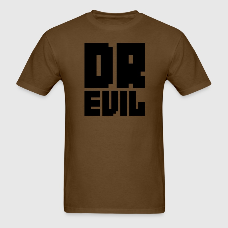 Dr. Evil T-Shirts - Men's T-Shirt