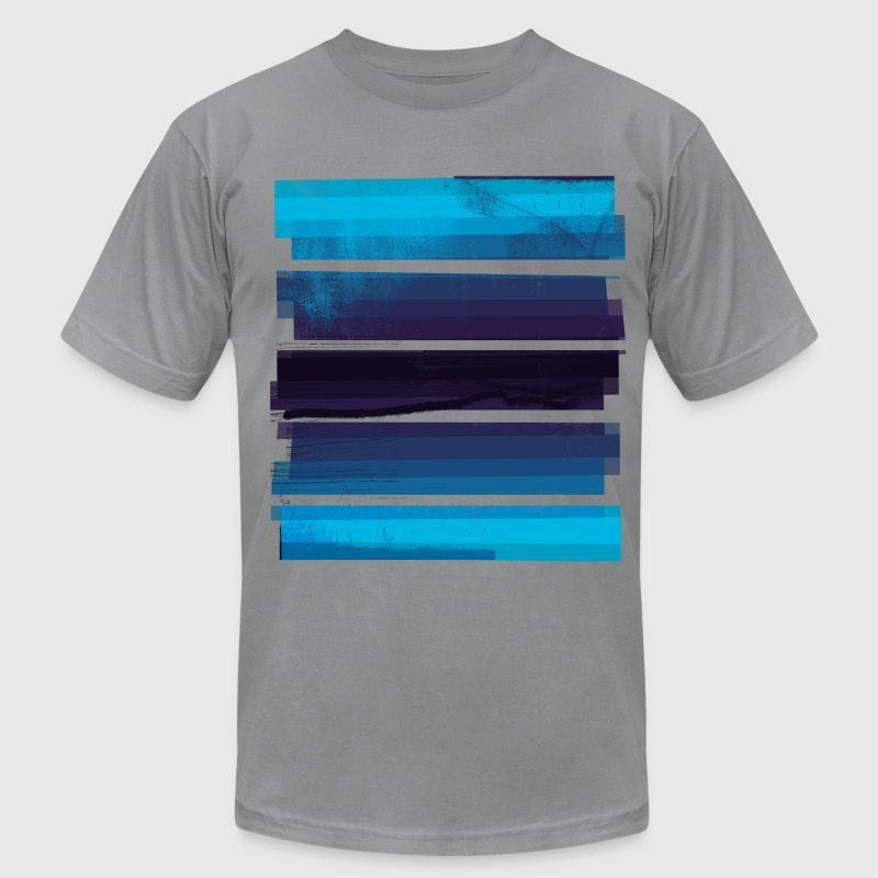 Hypoxia T-Shirts - Men's T-Shirt by American Apparel