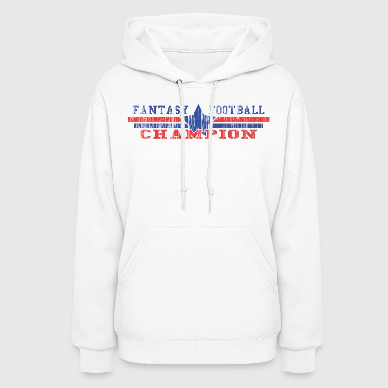Fantasy Football Champion Hoodies - Women's Hoodie