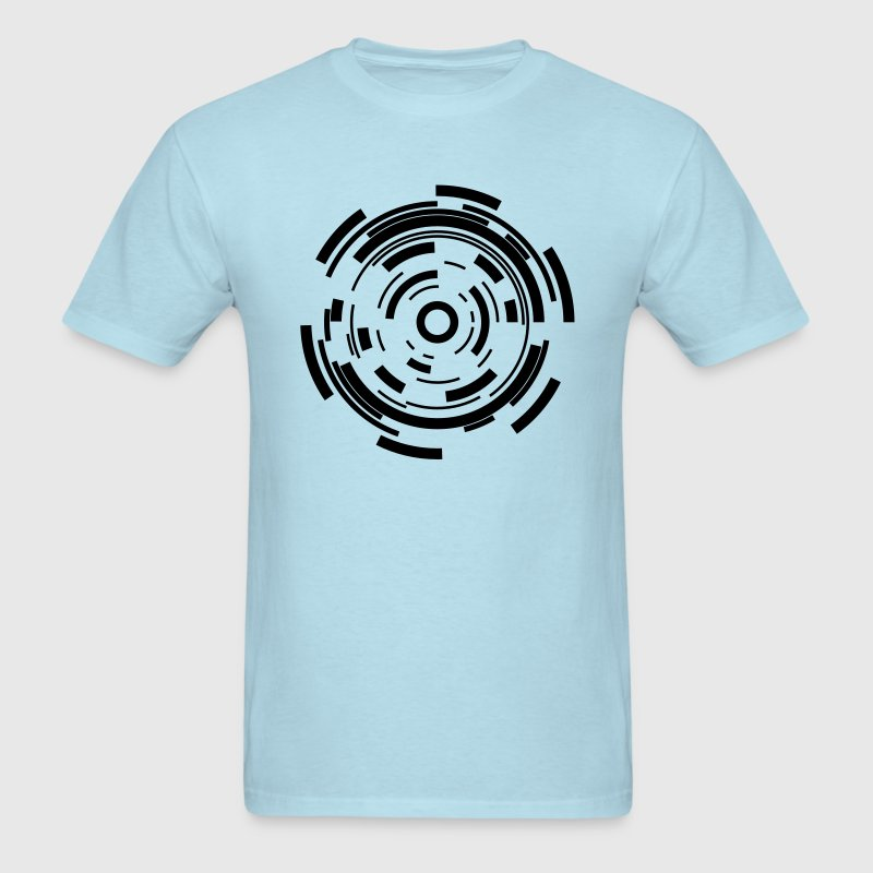 Tech Bubble HD VECTOR T-Shirts - Men's T-Shirt