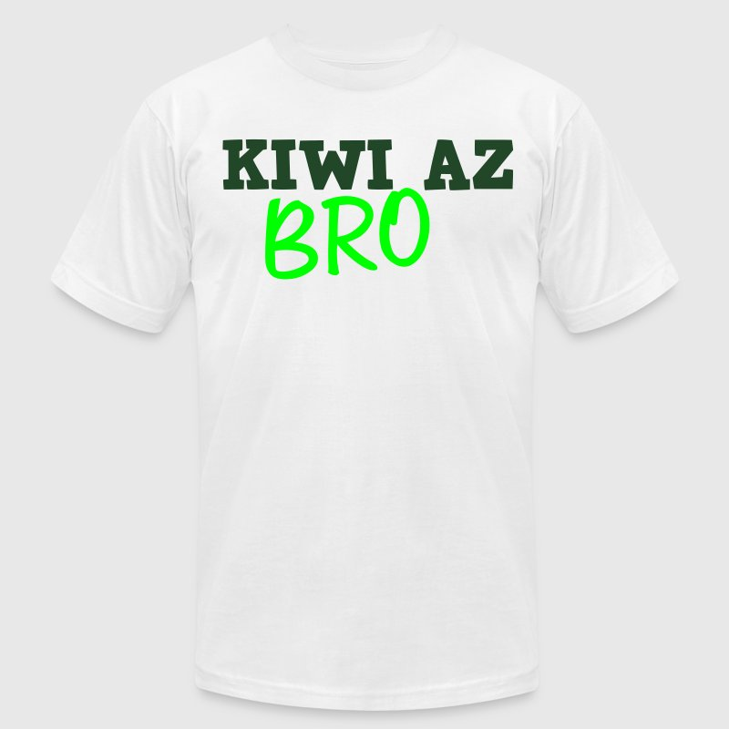 KIWI AZ BRO (New Zealand) T-Shirts - Men's T-Shirt by American Apparel