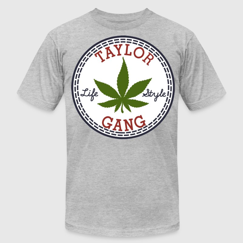 Taylor Gang Lifestyle - stayflyclothing.com  - Men's T-Shirt by American Apparel