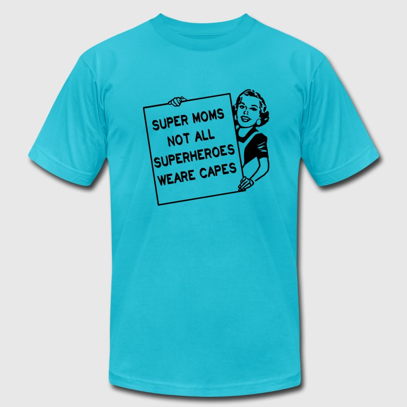 My Mom can kick your mom's mother Mama Ass T-Shirts - Men's T-Shirt by American Apparel