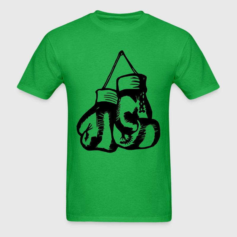 Boxing Gloves / Boxing Vector Design T-Shirts - Men's T-Shirt