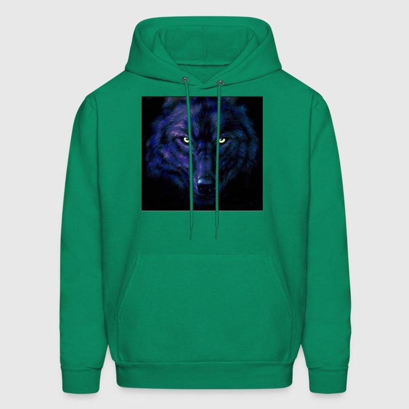 dark wolf Hoodie | Spreadshirt