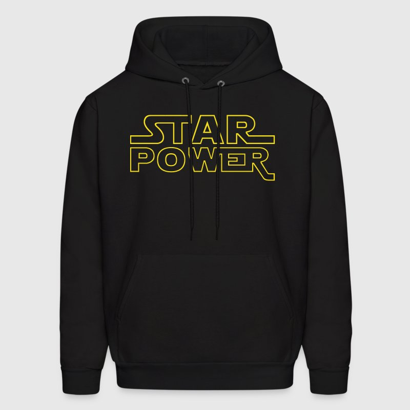 Star Power Hoodies - Men's Hoodie