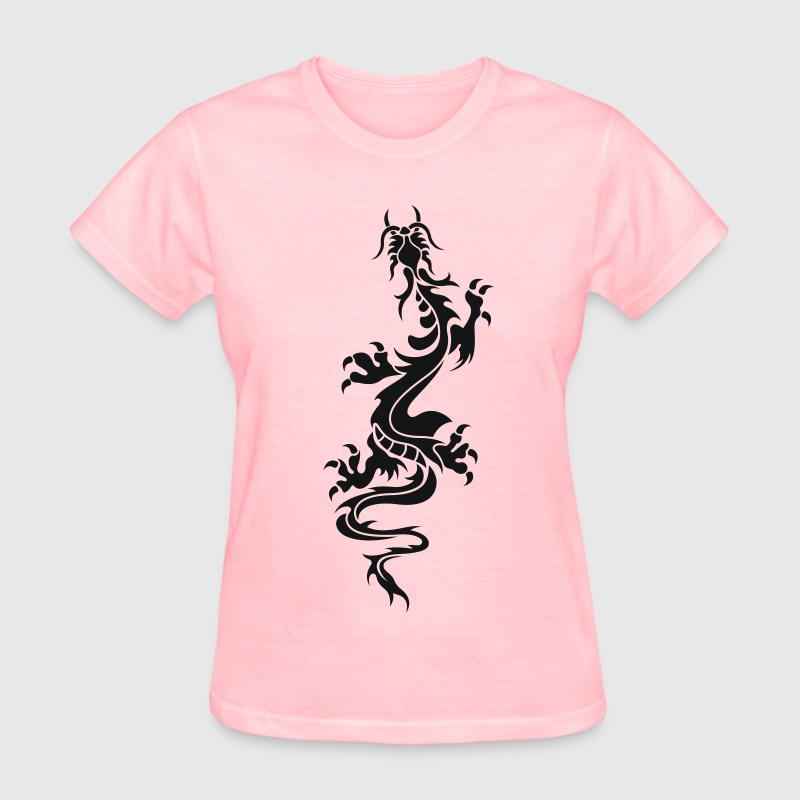 Chinese Dragon Tattoo 6 Women's T-Shirts - Women's T-Shirt