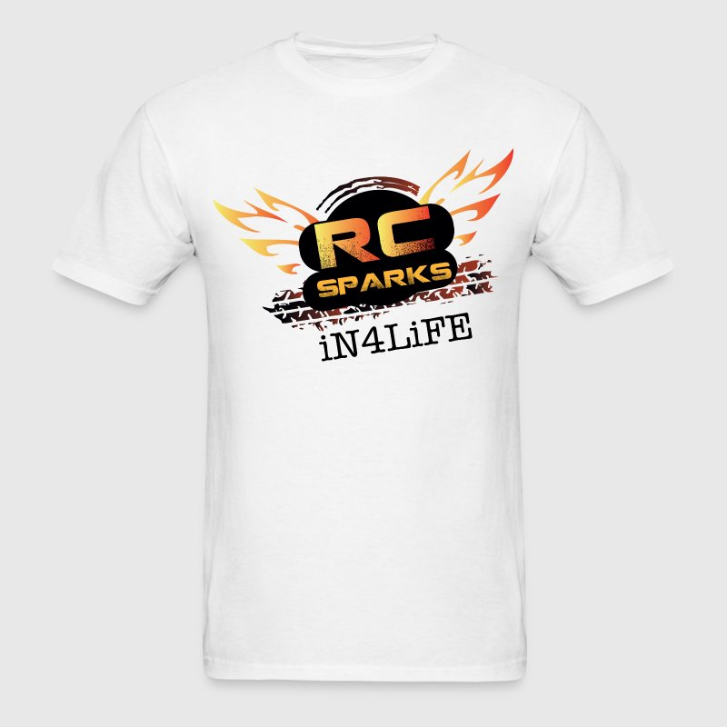 Radio Control Hobby - RC Sparks Studio T-Shirts - Men's T-Shirt