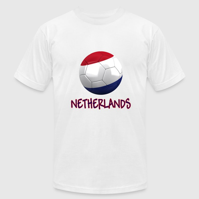 Team Netherlands FIFA World Cup T-Shirts - Men's T-Shirt by American Apparel