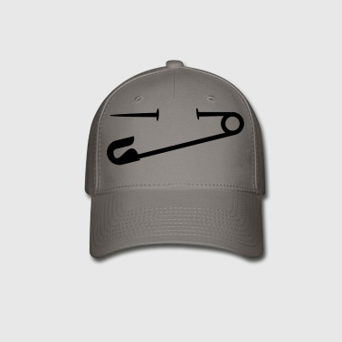 Safety Pin (1c)++ Bags  - Baseball Cap