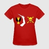 Christopher Moody Pirate Flag Women's T-Shirts - Women's T-Shirt