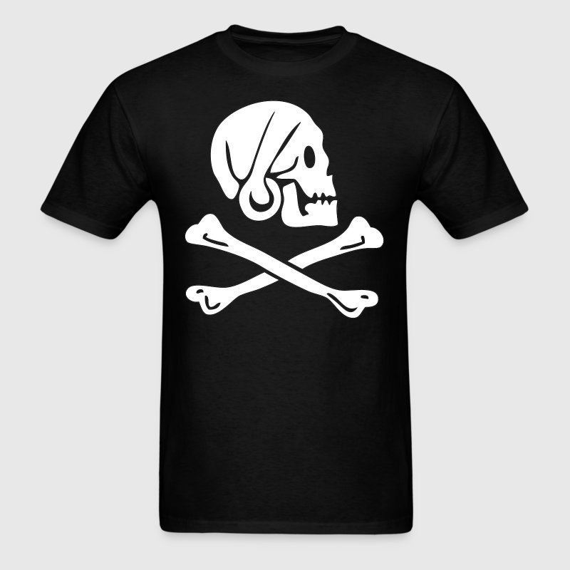 Henry Every Pirate Flag T-Shirts - Men's T-Shirt