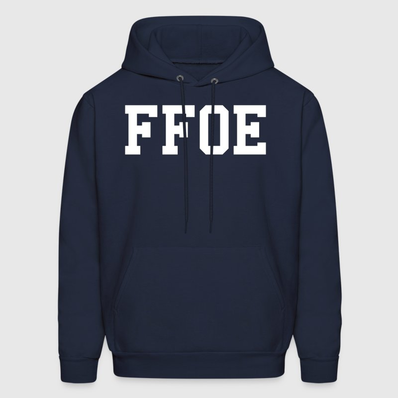 FFOE Finally Famous Over Everything Design Hoodies - Men's Hoodie