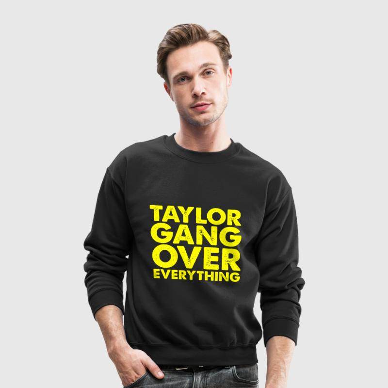 Taylor Gang Over Everything Crewneck Sweatshirt Wiz Khalifa TGOE - Crewneck Sweatshirt