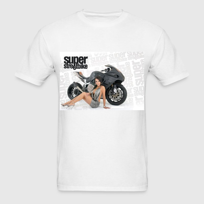 Hayabusa Superbike - Men's T-Shirt
