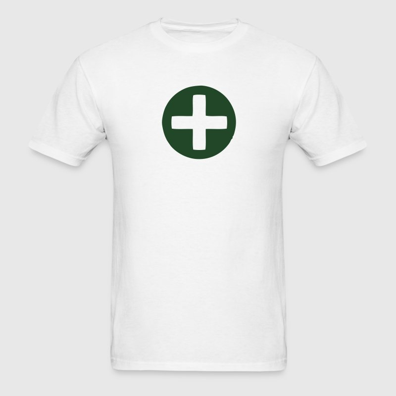 Plus Sign T-Shirts - Men's T-Shirt