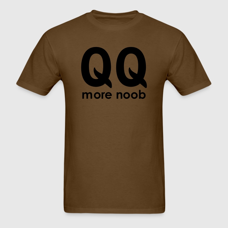 QQ more noob T-Shirts - Men's T-Shirt