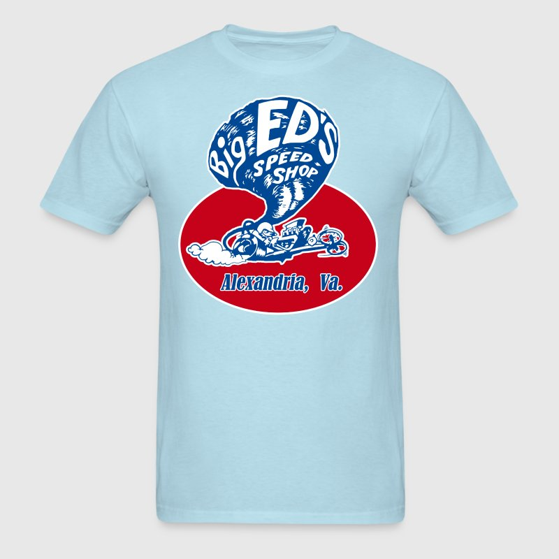 Big Ed's Speed Shop - Men's T-Shirt