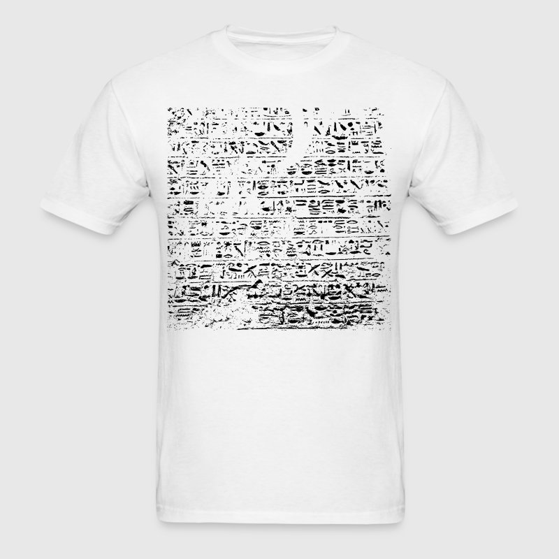 Hieroglyphics HD Design T-Shirts - Men's T-Shirt